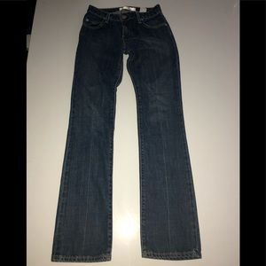 Paper denim & co ceramic blue 25 denim jeans
